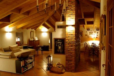 Luxury flat Lake Como & Lake Lugano - Lejlighed