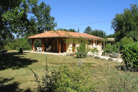 Borie d'Orie - private pool - House