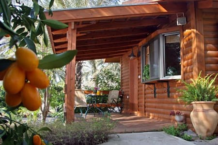Naomi's B&B  in Moshav Ramot - Szoba reggelivel