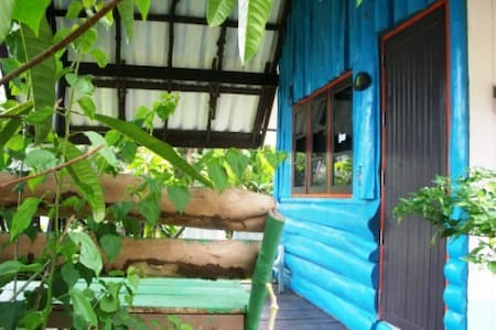 Blue, aicond bungalow with seaview - Ko Mak - Chalet