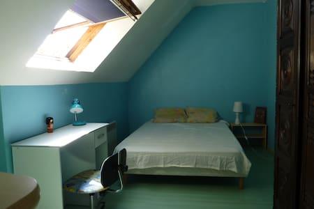 Chambre dans pavillon, Meaux 77110 - Meaux - Huis