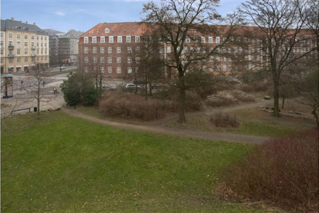 The Faelledpark