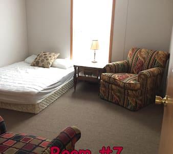 Winter Harbor Village Dorm Room 7 - Internat