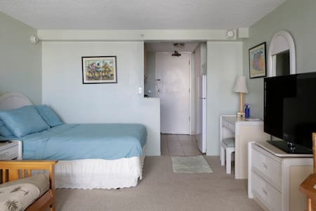 Centrally located with a great view - Honolulu - Apartment