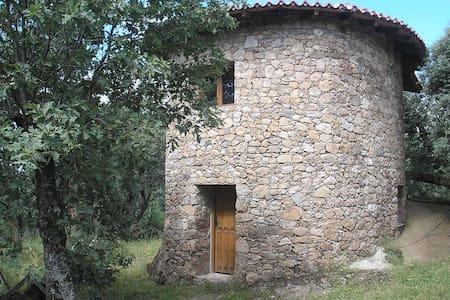Torreón en el valle del Tiétar - Cabana
