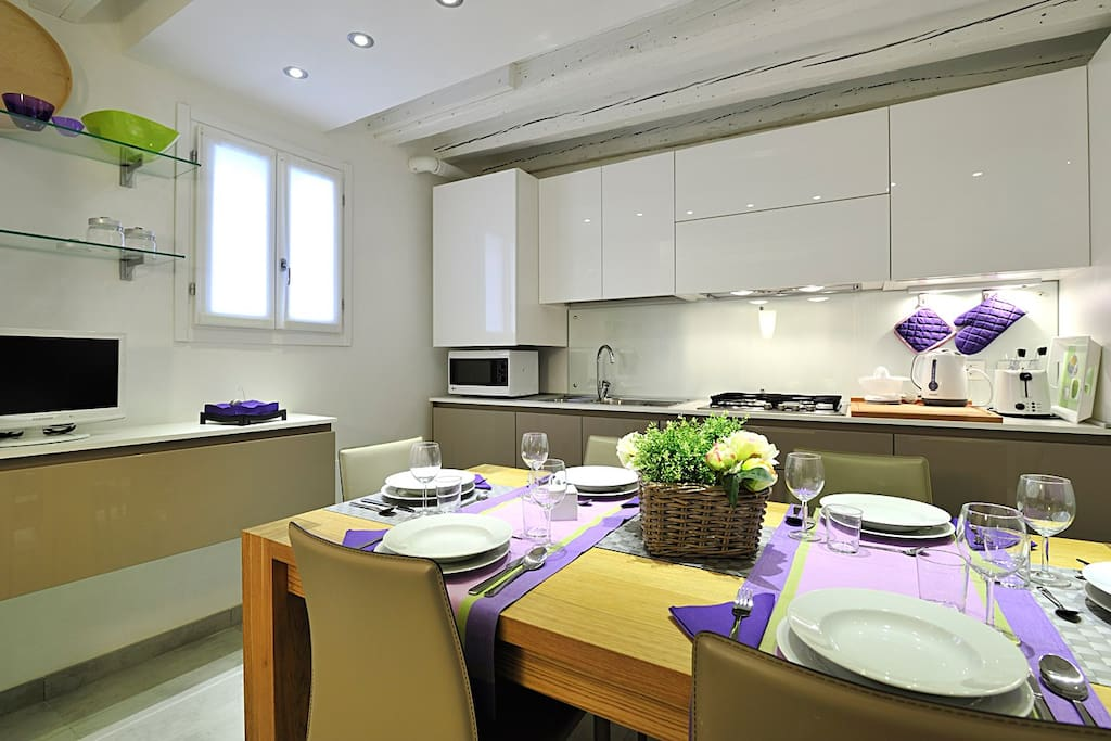 S.MARCO PENTHOUSE:FREE WIFI - 7 PAX