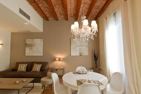 Luxury & Elegant Apartment Eixample