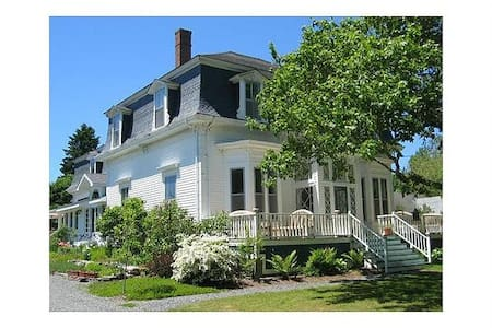 The Maine Hideaway - Sloop Room - Brooklin - Bed & Breakfast