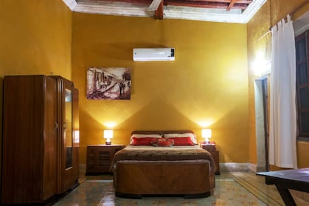 Departamento-Estudio en Centro histórico Campeche - Appartamento