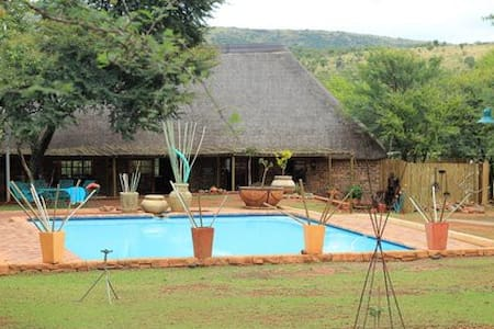Welcome to Mount Amanzi Game Lodge - Chalet