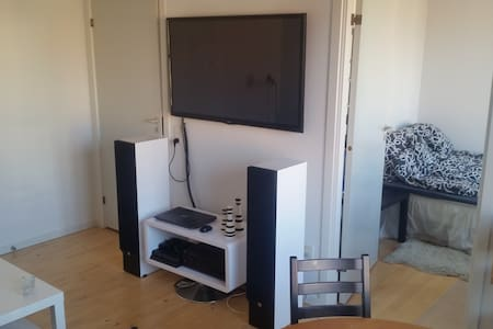 Nice and bright apartment in the city center - Odense - Daire