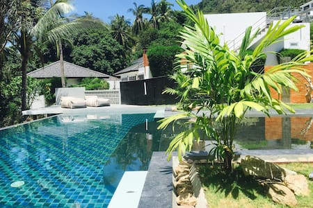Cosy 2BR+Pool - CHAWENG - Ko Samui - Appartement