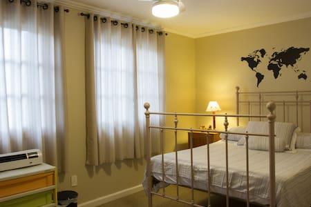 Quarto casal (Private Suite) Canela - Canela - Casa