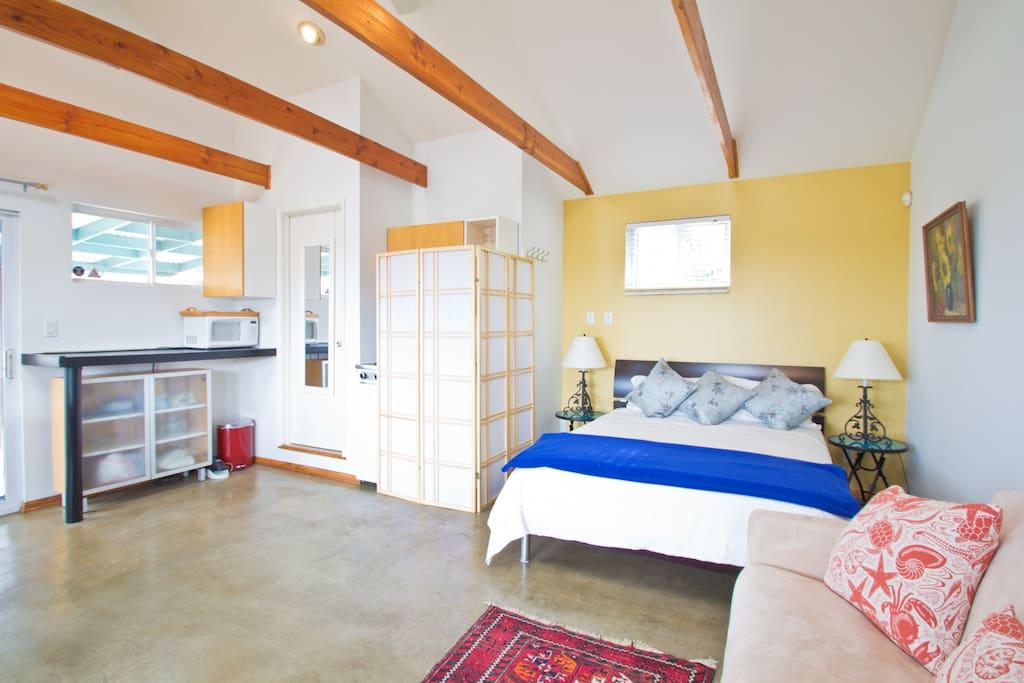 Cozy Studio Guest House-SantaMonica