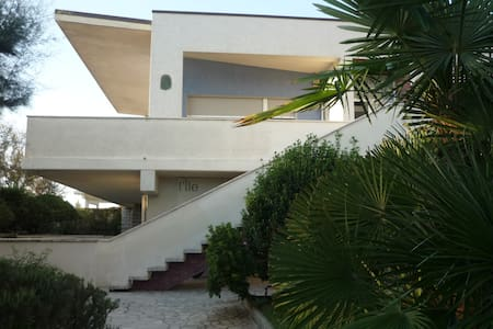 Bilocale in villa con piscina  - Lido di Savio - Villa