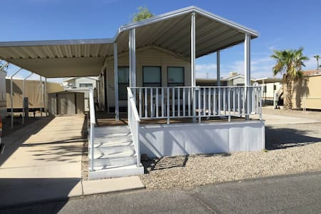LAKE HAVASU RIVER HOUSE W/BOAT SLIP/PRIVATE LAUNCH - Lake Havasu City - Casa