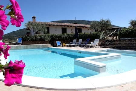 Apartment Sun/Moon for 3 persons - Assisi