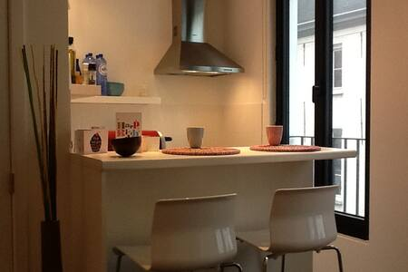 NEW - lovely apartment - historic A - Antwerpen - Apartment