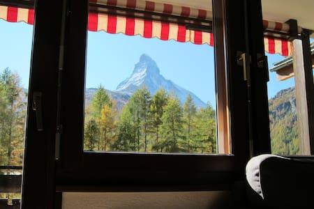 Appartment with Matterhorn view