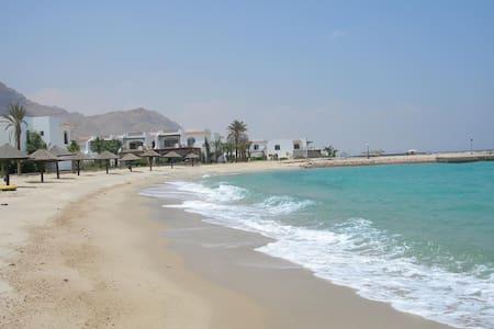 Stunning Beachfront Paradise Apt  - Ain Sokhna - Lägenhet