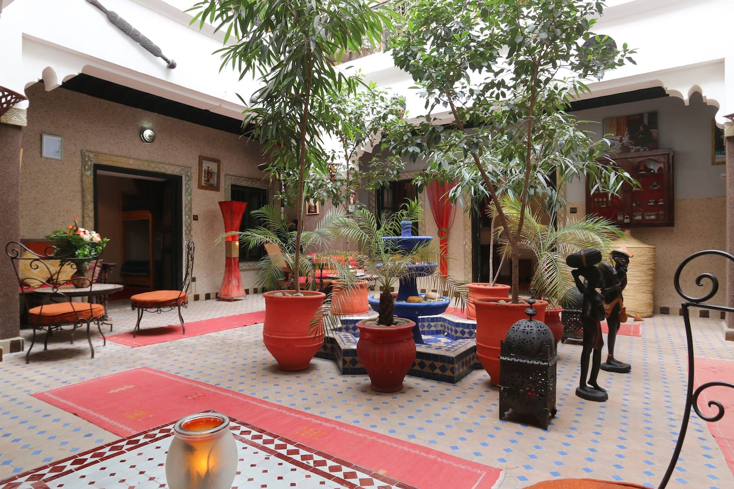 Exclusively: Riad in Medina's heart