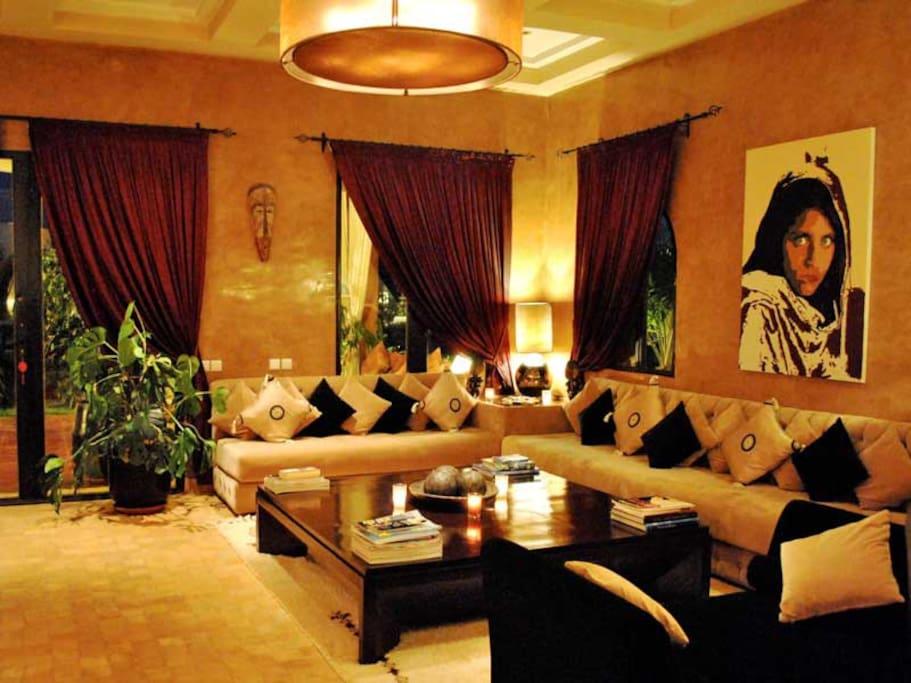 Magnifique Riad Al Mendili Kasbah