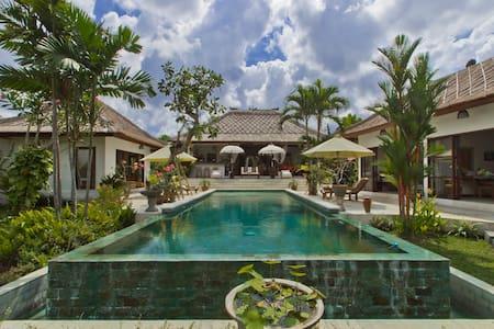 Tropical paradise Canggu 3 bed