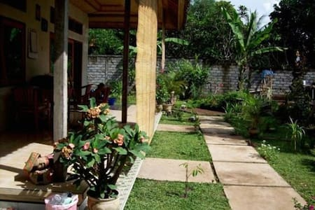 Gede home stay in Ubud