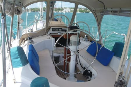 Private Cabin Aboard 44' Sailboat   - Boot