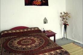 Picture of Friends in Khajuraho; Radha & Krishna Room