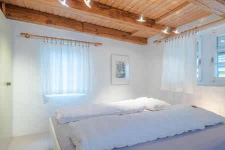 Romantic Double -/Twin beds room - Laufen-Uhwiesen - Bed & Breakfast