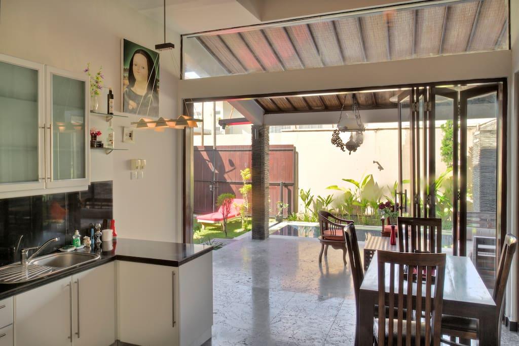 Top Notch Seminyak Villa 2 bedroom