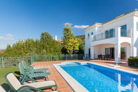 Pivate Luxury 4 bed golf Villa with pool at Arcos - Arcos de la Frontera - Villa