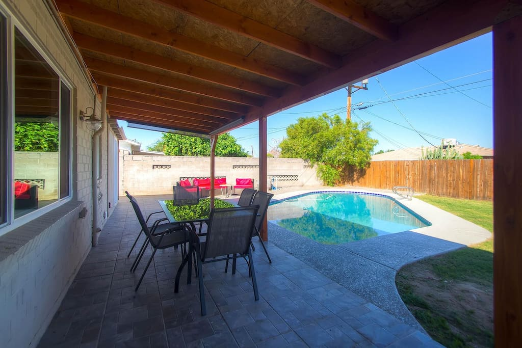 4BR OLD TOWN SCOTTSDALE PARTY HOUSE