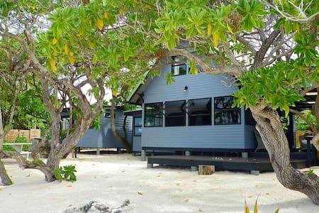The Beach House - Moorea Island