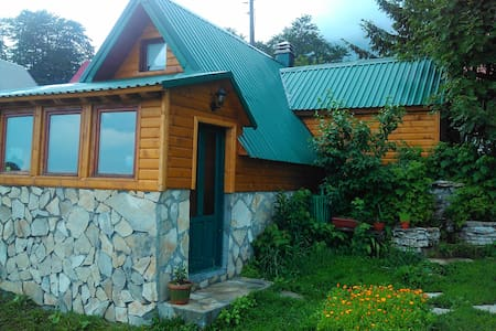 Family Farm Apartments Durmitor - Cabaña