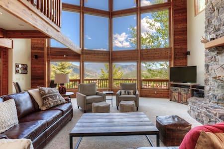 Stunning Views and Room to Play - Big Sky - Casa