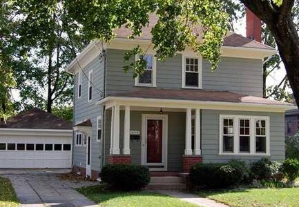 Charming N.E Colonial home - Rumah
