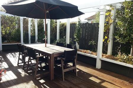 Sunny & Quiet 2 bedroom Mt Cook Villa - Wellington