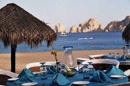 Cabo San Lucas Mexico 5 Star Resort - Villa