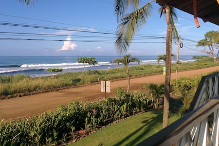 Panoramic View Oceanfront Bungalow - Playa Hermosa