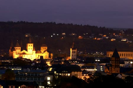 Logenplatz über Trier - Architektenhaus mit Blick - Haus