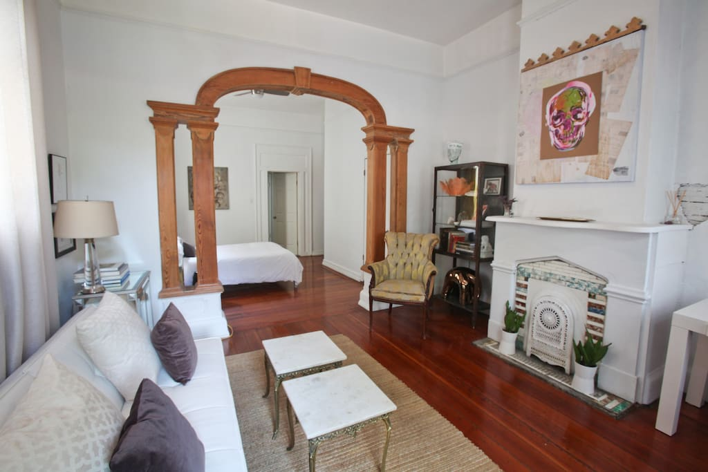 Stay in Style in Bywater! w/BIKES!