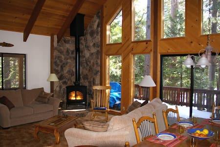Gorgeous Family Ski Retreat w/ Spacious Greatroom - Arnold - Alpstuga