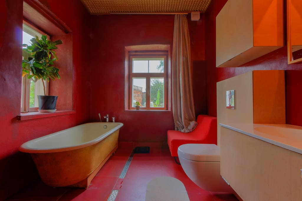Bathroom. Photo: Tarmo Freiman