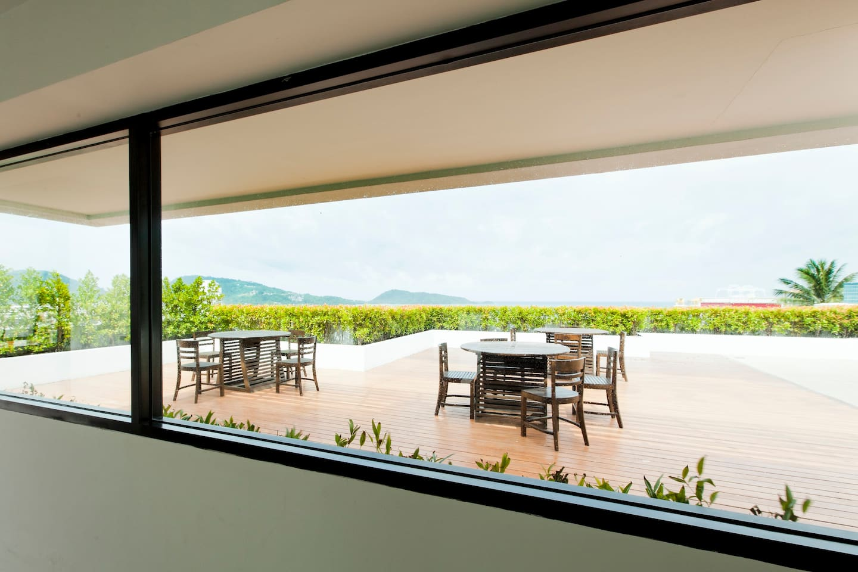 1 chambre moderne avec piscine   appartements à louer à kathu