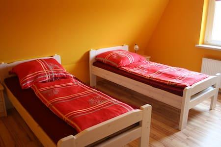 Ferien -und Gastarbeiterwohnung - Oberlungwitz