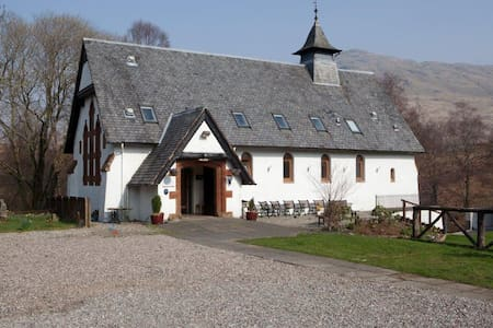 converted 19th century church  - Andet