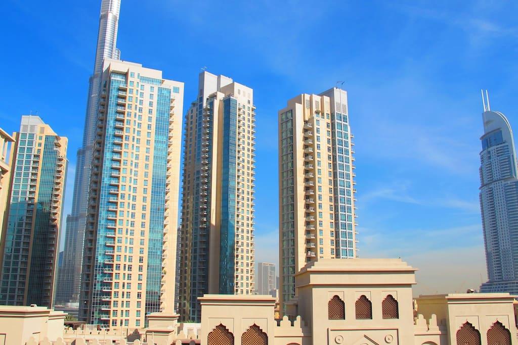 Dubai Down Town Old Town Vida