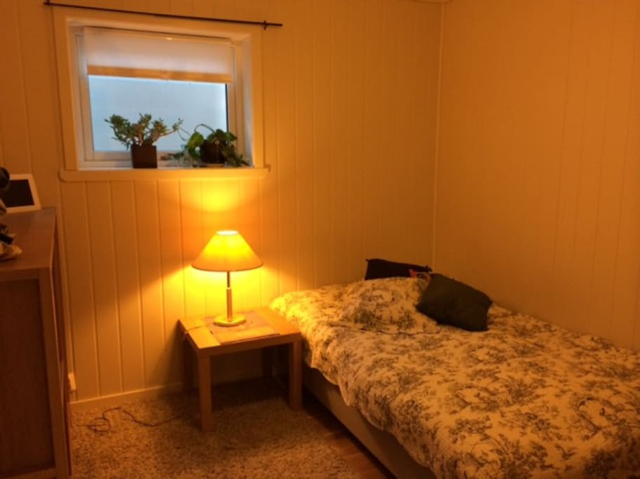 Our guestroom